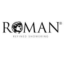 Roman refined showering logo